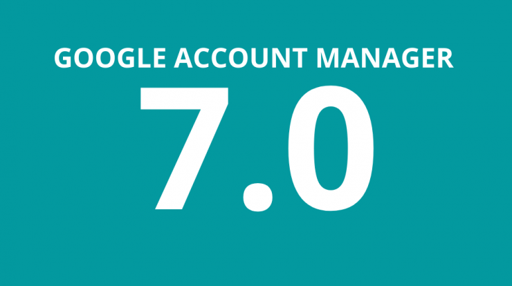 Google Account Manager 7.0 Apk