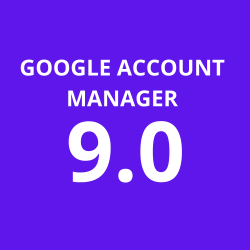 Google Account Manager 9.0 Apk