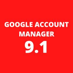 Google Account Manager 9.1 Apk