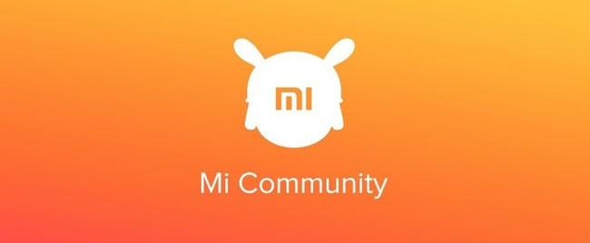 Mi Community logo