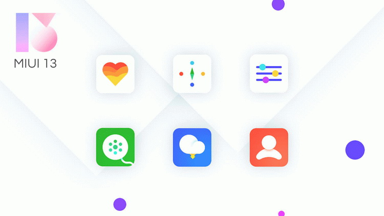 New MIUI 13 icons